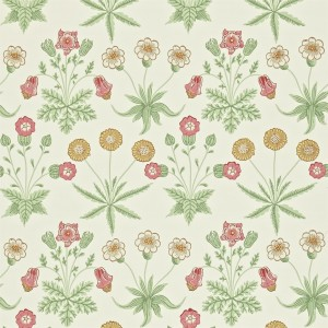 Morris & Co - Archive Wallpapers II - Daisy 212562