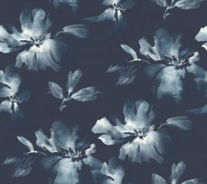 Candice Olson - Tranquil - Midnight Blooms SO 2470