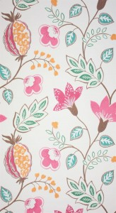 Osborne & Little -  Wallpaper Album 5 - Benvarden W5600-05