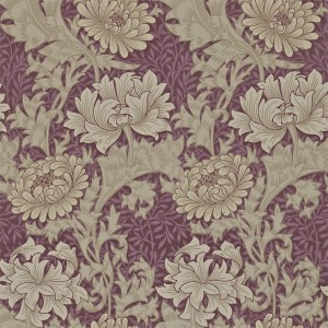 Morris & Co - Archive Wallpapers II - Chrysanthemum 212548