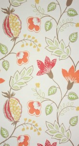 Osborne & Little -  Wallpaper Album 5 - Benvarden W5600-04