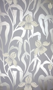 Osborne & Little -  Wallpaper Album 5 - Iris W5730-04