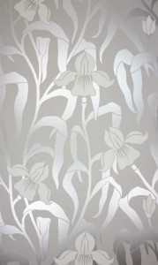 Osborne & Little -  Wallpaper Album 5 - Iris W5730-03