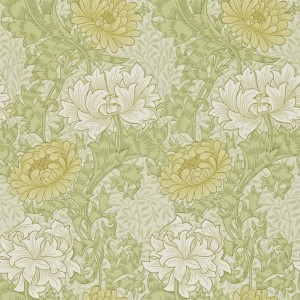Morris & Co - Archive Wallpapers II - Chrysanthemum 212545