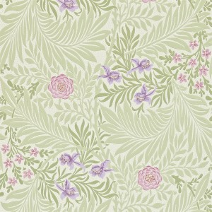 Morris & Co - Archive Wallpapers II - Larkspur 212555