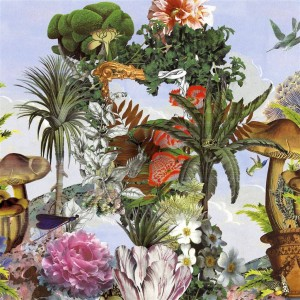 Christian Lacroix - Histoires Naturelles - Babylonia Nights Panoramic PCL7022/01