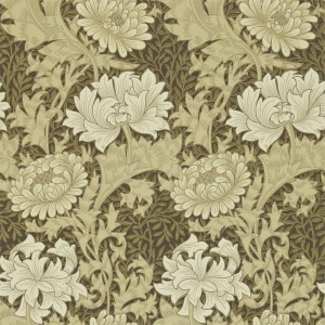 Morris & Co - Archive Wallpapers II - Chrysanthemum 212547