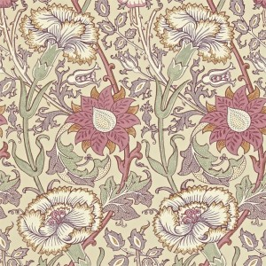 Morris & Co - Archive Wallpapers II - Pink & Rose 212566