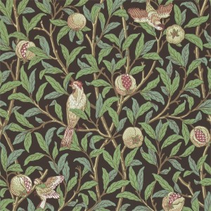Morris & Co - Archive Wallpapers II - Bird & Pomegranate 212537