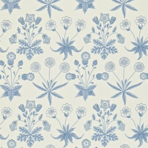 Morris & Co - Archive Wallpapers II - Daisy 212561