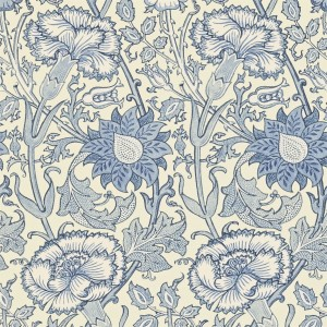 Morris & Co - Archive Wallpapers II - Pink & Rose 212567